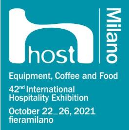 Витрины CIAM для магазинов, баров и кафе на выставке HOST